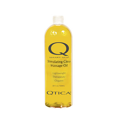 Citrus Massage Oil Thumbnail
