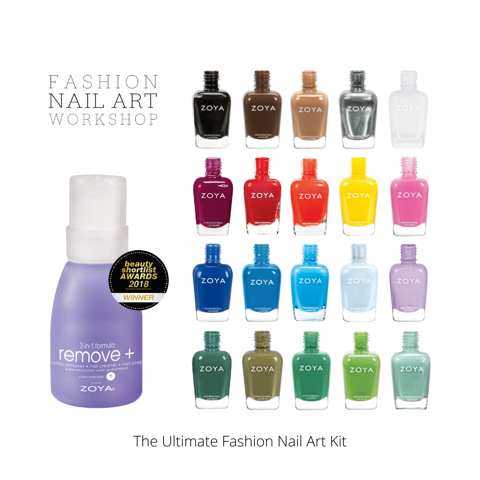 The Ultimate Fashion Nail Art Kit thumbnail