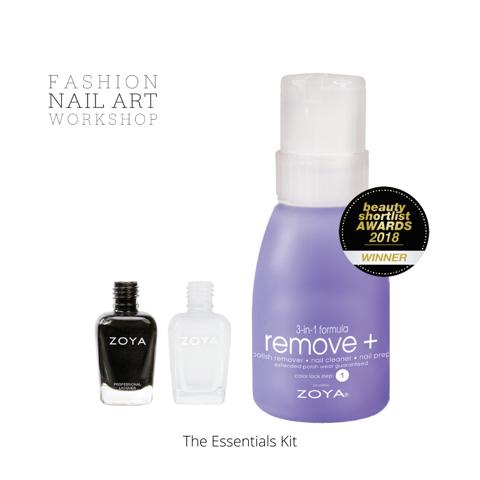 The Fashion Essential Nail Art Kit thumbnail