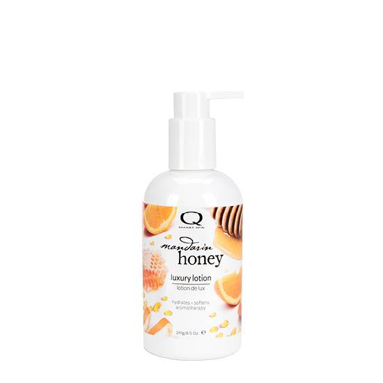 Mandarin Honey Luxury Lotion product impression