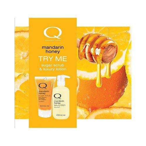 Mandarin Honey Try Me Kit product impression