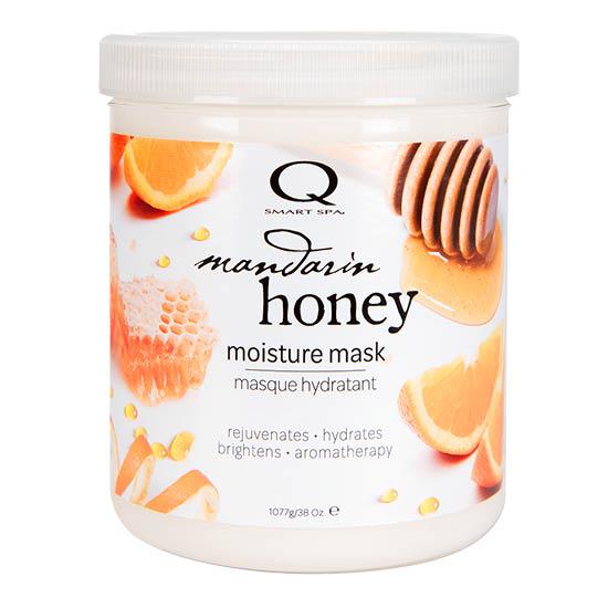 Mandarin Honey Moisture Mask product impression