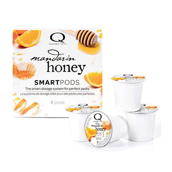 Mandarin Honey - 4 Step System Smart Pod product impression