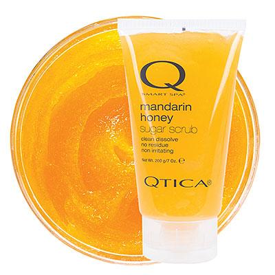 Mandarin Honey Sugar Scrub 7oz product impression