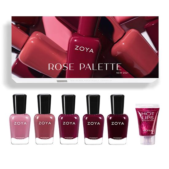 Rose Palette Gift Box Thumbnail