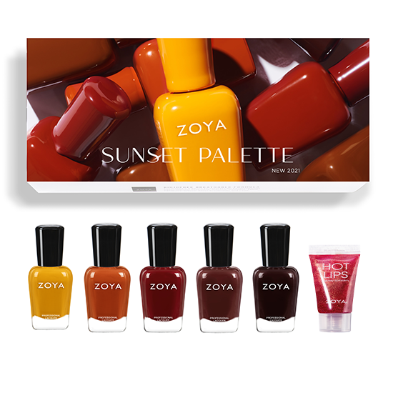 Sunset Palette Gift Box thumbnail
