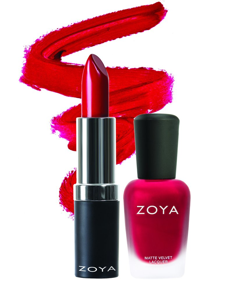 Zoya Midnight Kiss Lips and Tips Duo Thumbnail