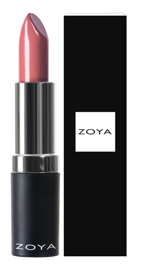 Zoya Hydrating Cream Lipstick Wren product impression