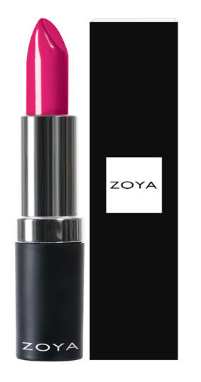 Zoya Hydrating Cream Lipstick Candy product impression
