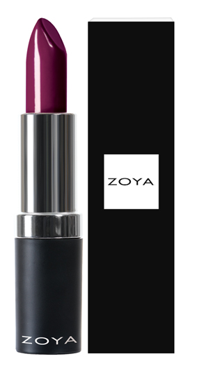 Zoya Hydrating Cream Lipstick Jasmine product impression