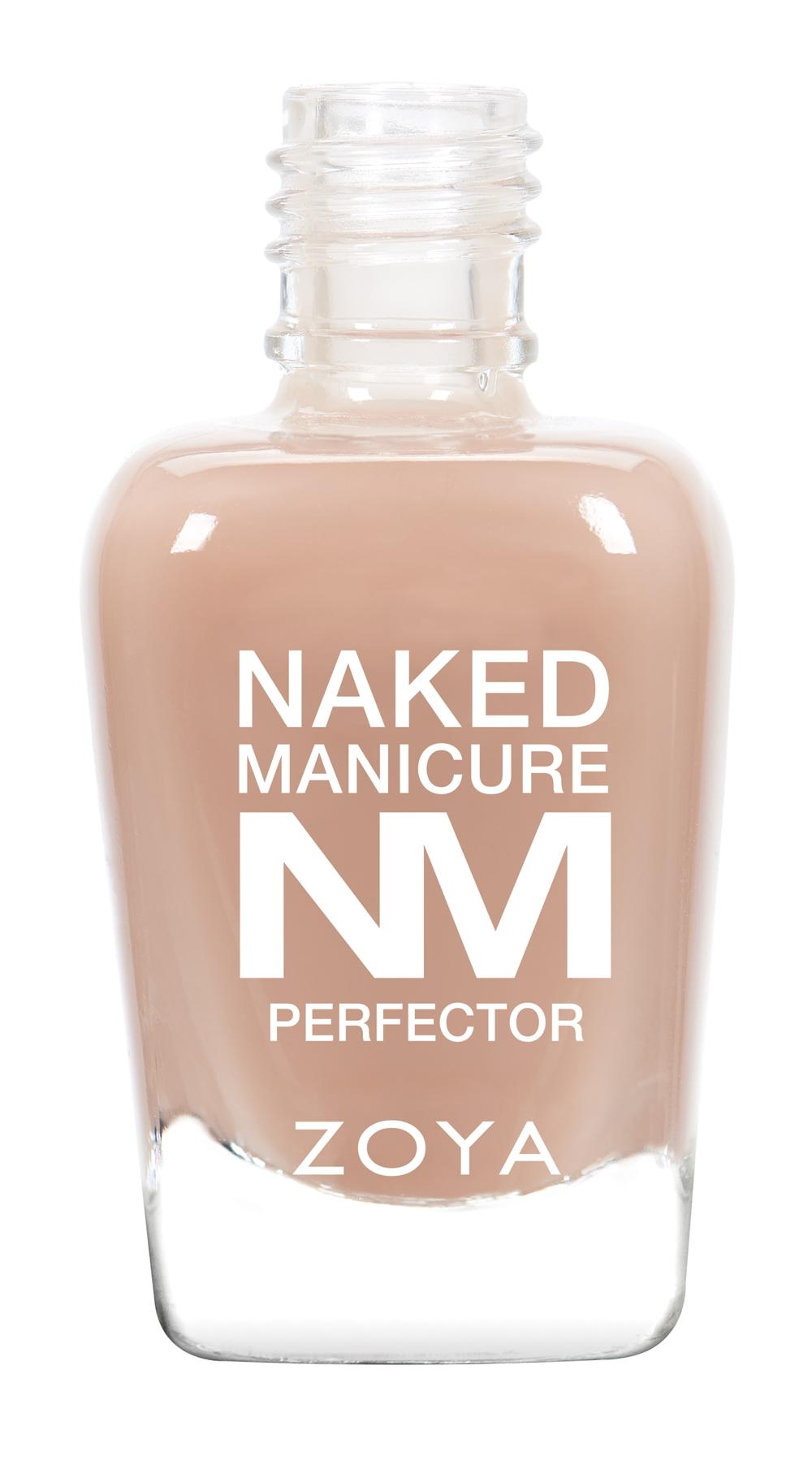 Zoya Naked Manicure Nude Perfector product impression