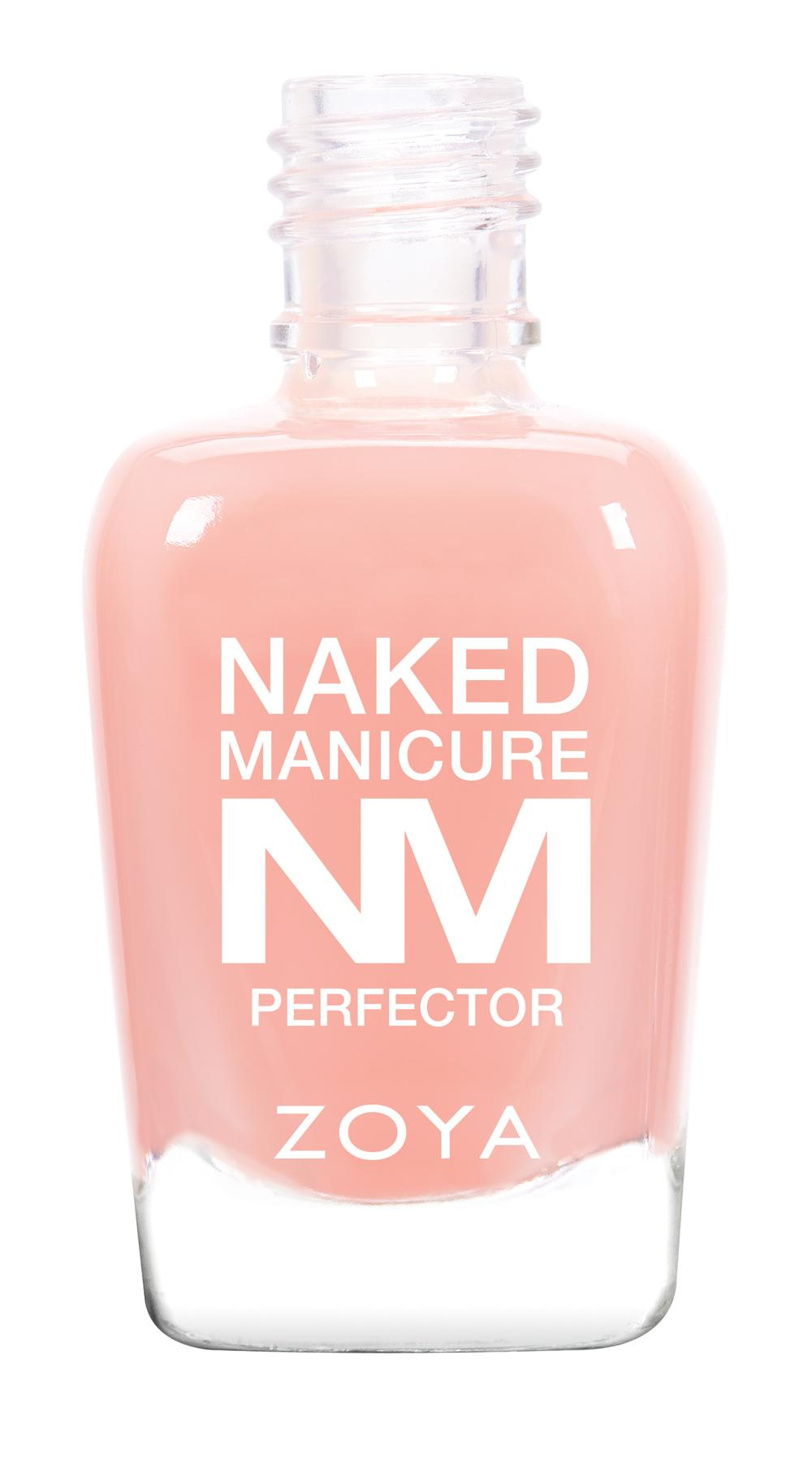 Zoya Naked Manicure Pink Perfector product impression