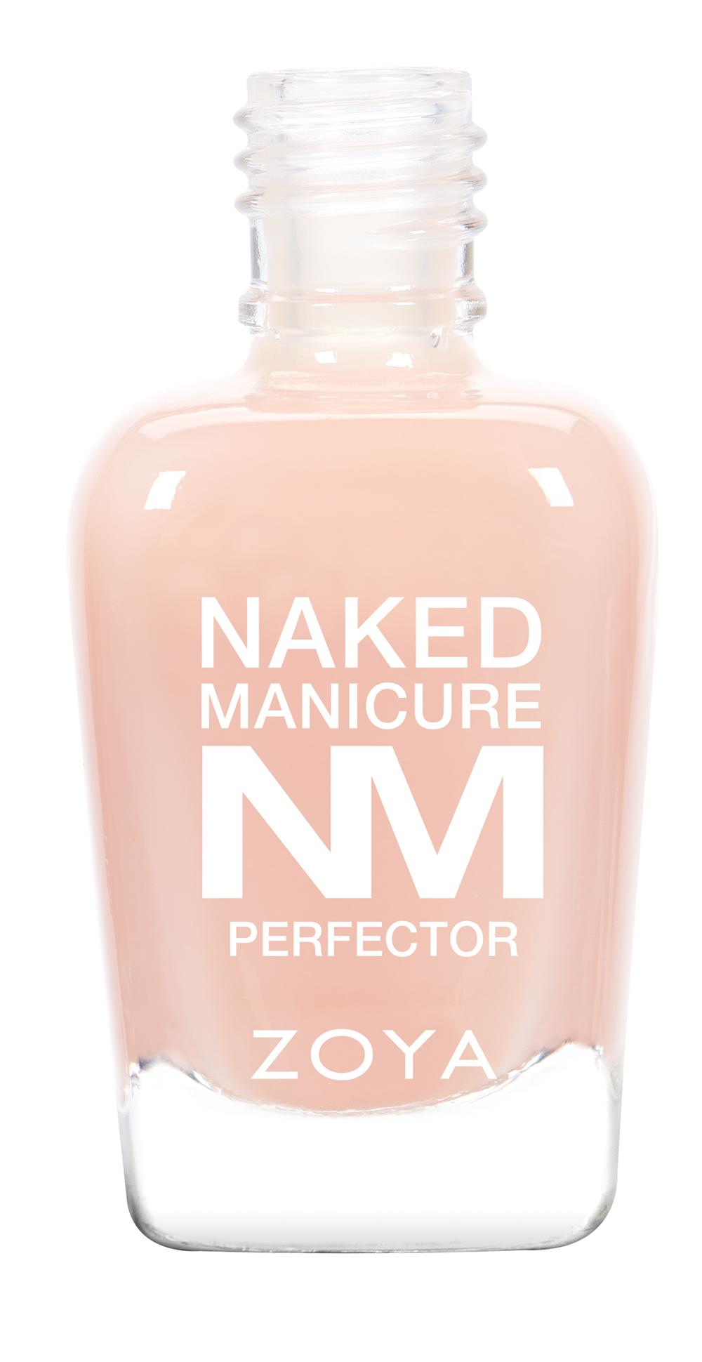 Zoya Naked Manicure Buff Perfector product impression