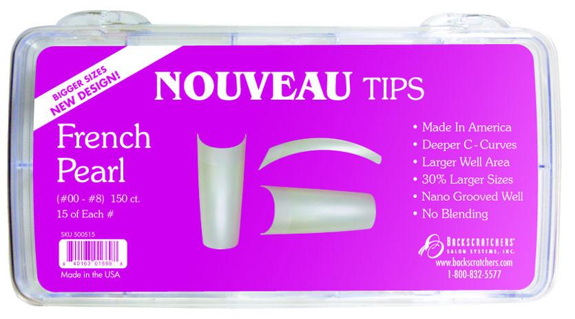 French Pearl Tips product impression