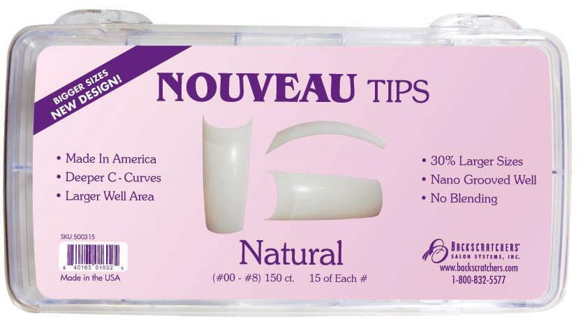 Natural Tips product-reel