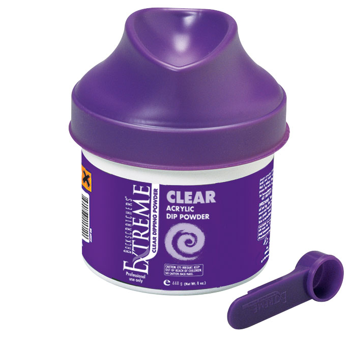 Extreme Powder Clear product-reel