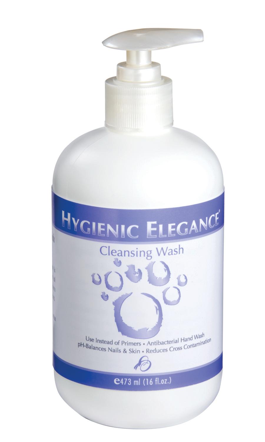 Hygienic Elegance Wash product impression