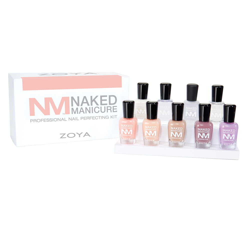 Naked Manicure Professional Starter Kit product impression