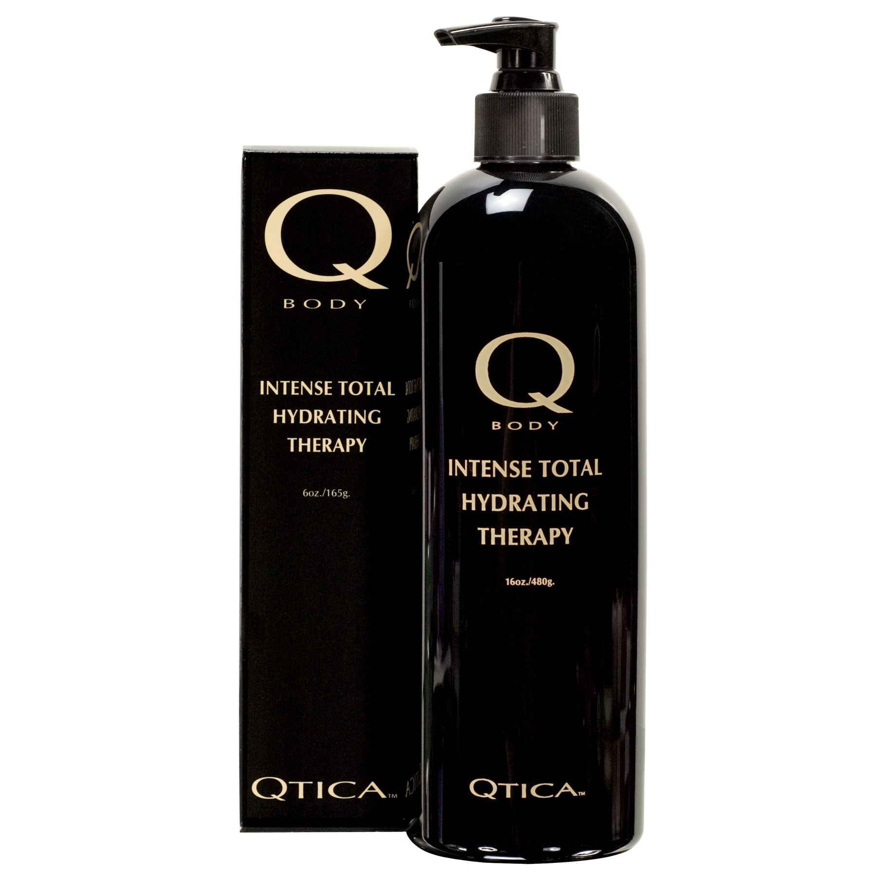 Qtica Intense Total Hydrating Therapy (Large) product-reel