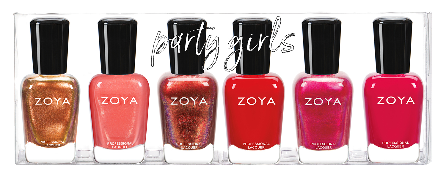Party Girls A product impression