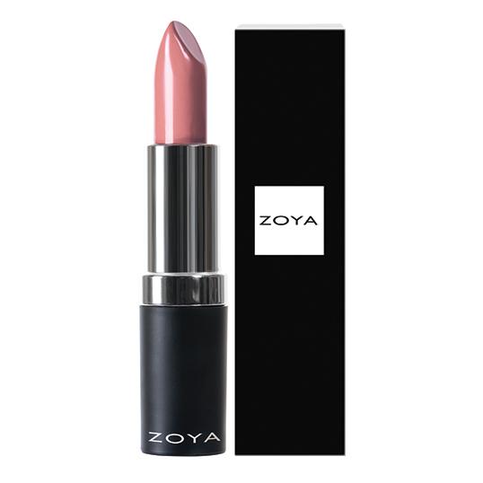 Zoya Hydrating Cream Lipstick Addie product impression