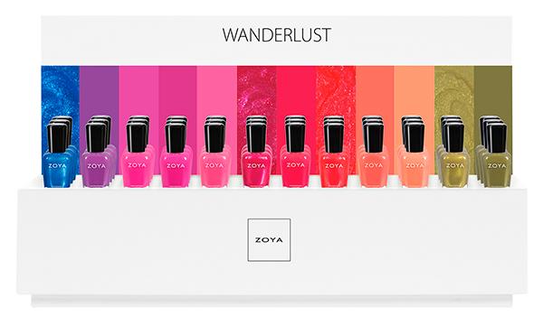 Wanderlust Display product impression