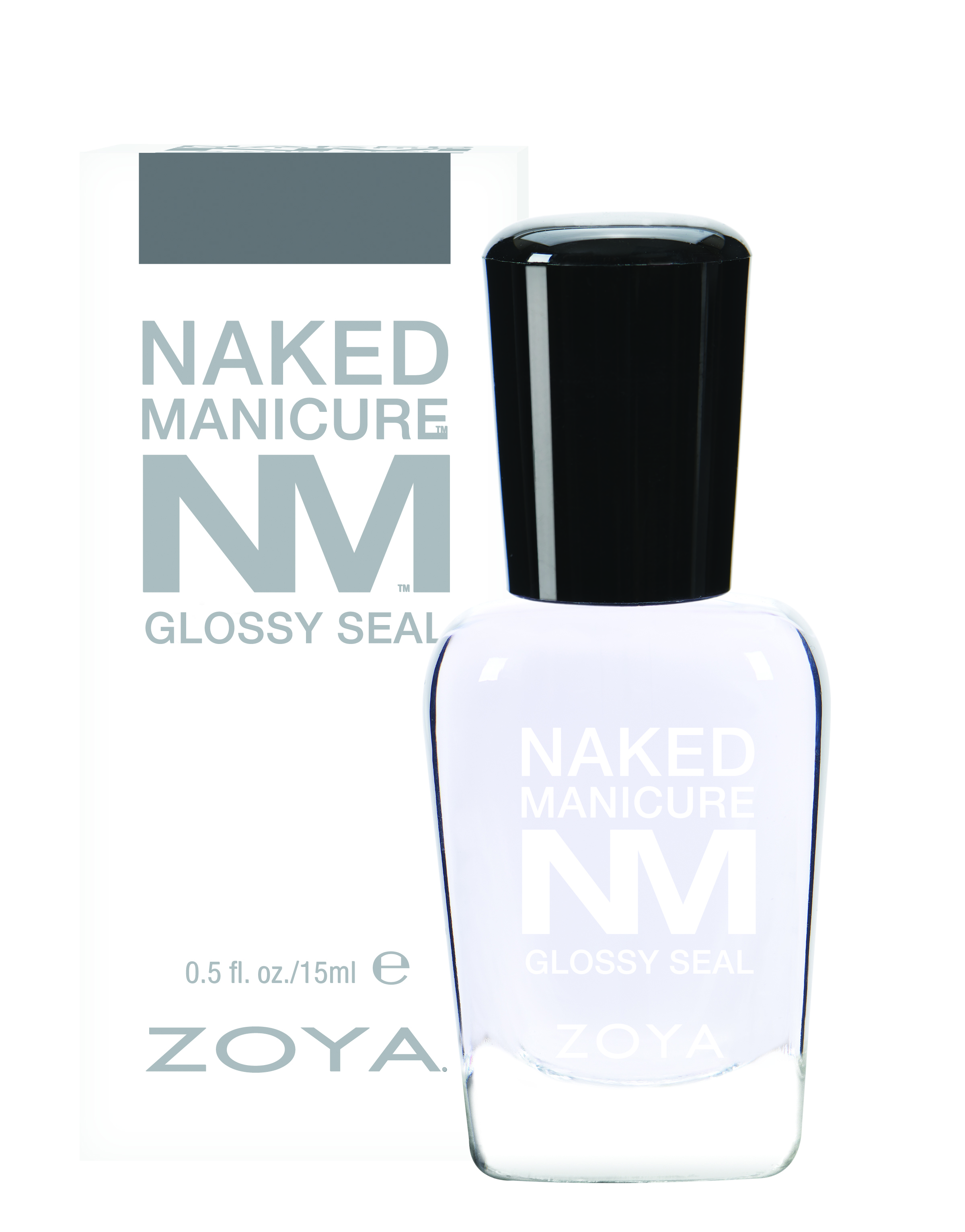 Naked Manicure Glossy Seal product impression