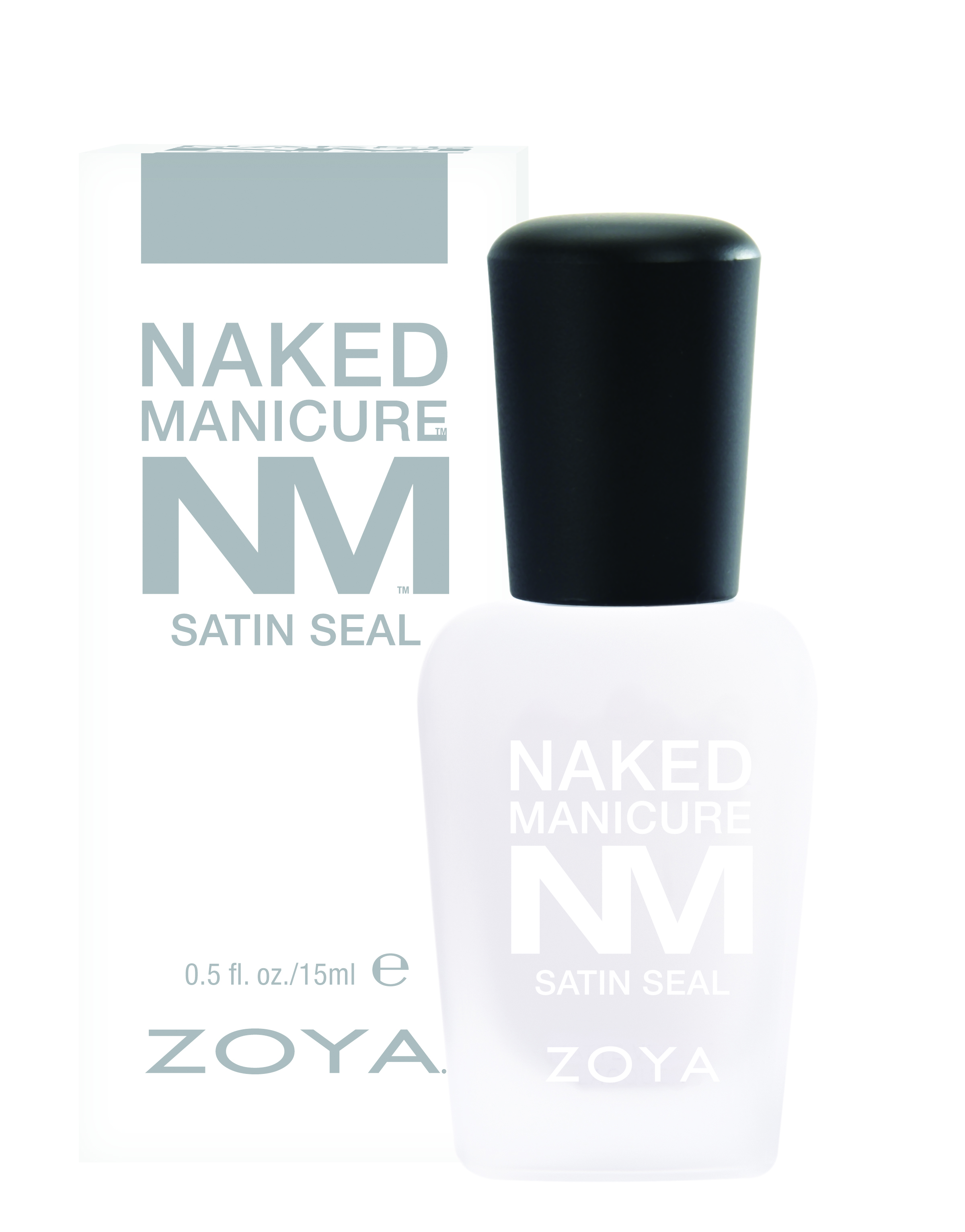 Naked Manicure Satin Seal product impression