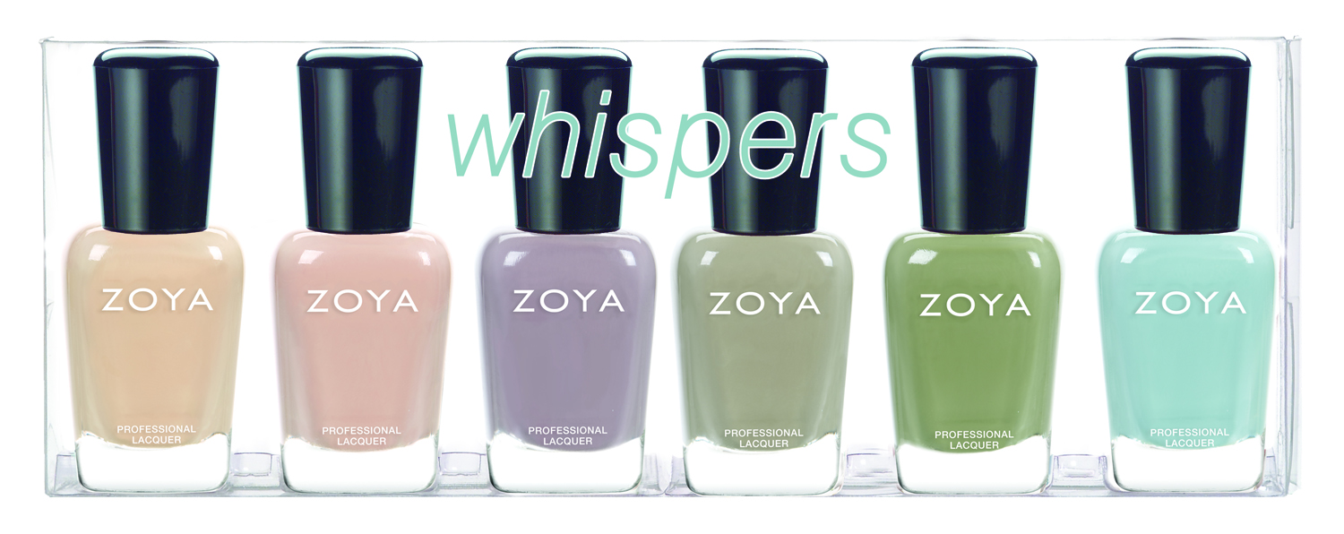 Whispers product impression