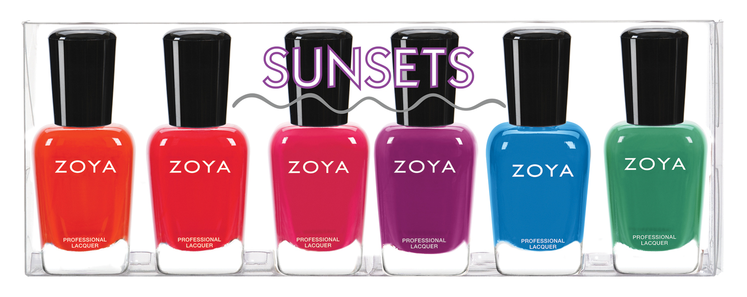 Sunsets product-reel