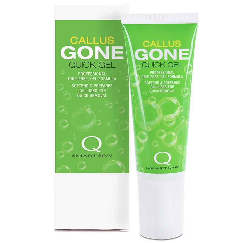 Callus Gone Quick Gel product impression